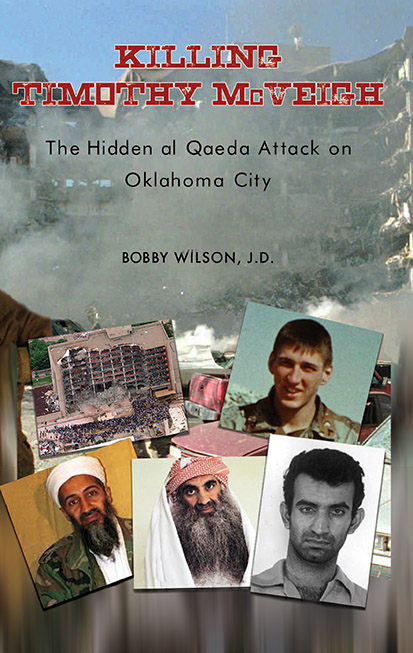 killing timothy mcveigh cover